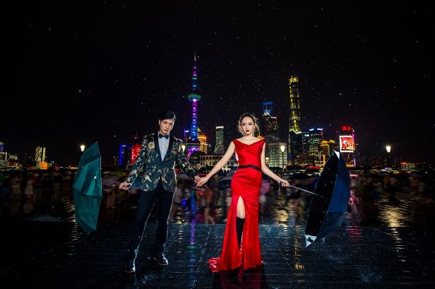 上海婚紗攝影工作室-徠麗視覺(Lali Vision Studio)