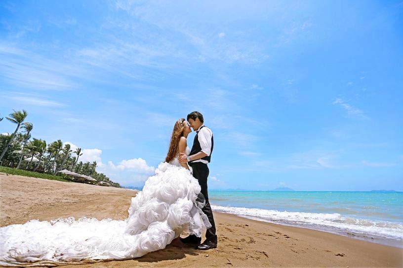 <連雲港>徠麗視覺婚紗攝影工作室